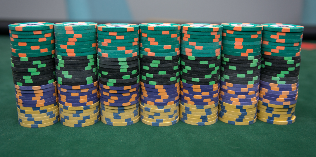 starting poker chips